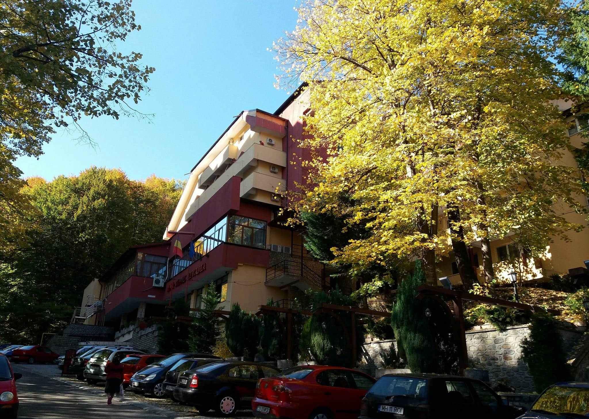 Hotel Livadia - Baile Olanesti