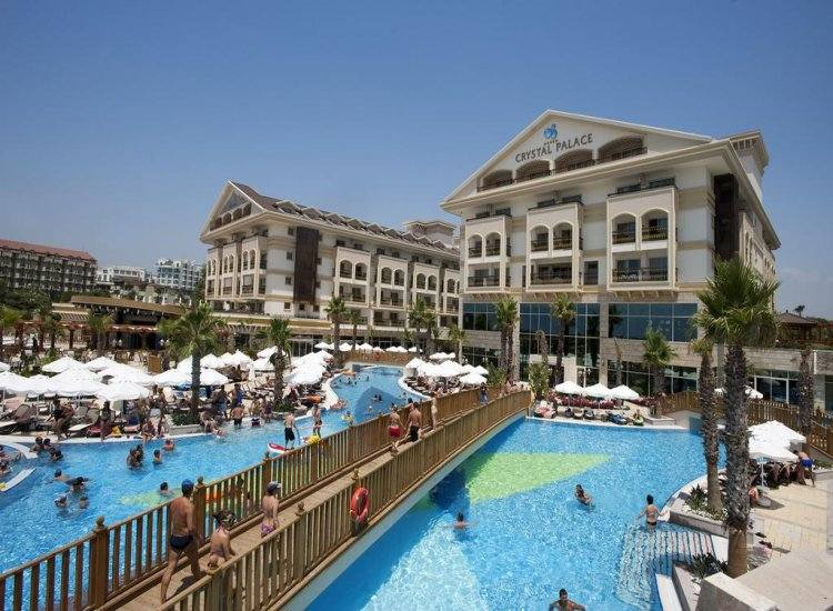 Hotel Crystal Palace Luxury  Resort and Spa 5*