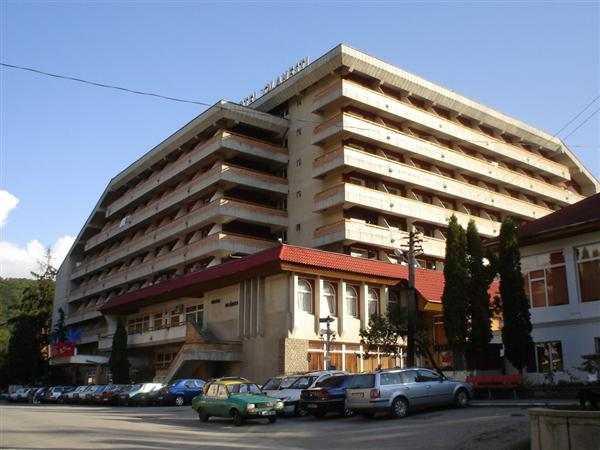 Hotel Olanesti - Baile Olanesti