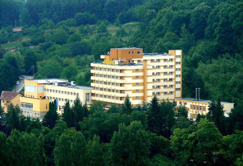 Hotel Germisara - Geoagiu Bai