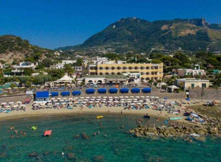 Paste Ischia - Hotel Tritone Terme Resort Spa