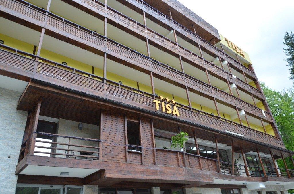 Hotel Tisa -Baile Olanesti